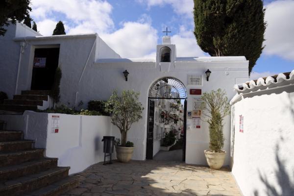 Cementerio Casares - Málaga