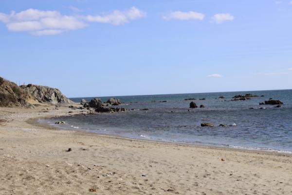 Playa Chica Casares - Málaga