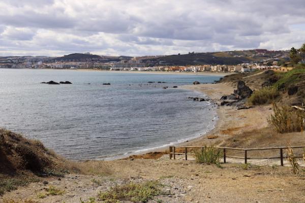 Playa de la Sal Casares - Málaga