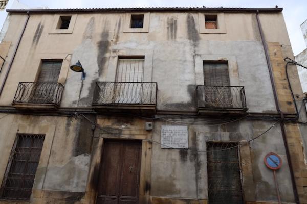 Antigua vivienda de Bailén - Jaén
