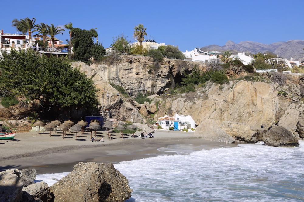 Playa Calahonda Nerja - Málaga