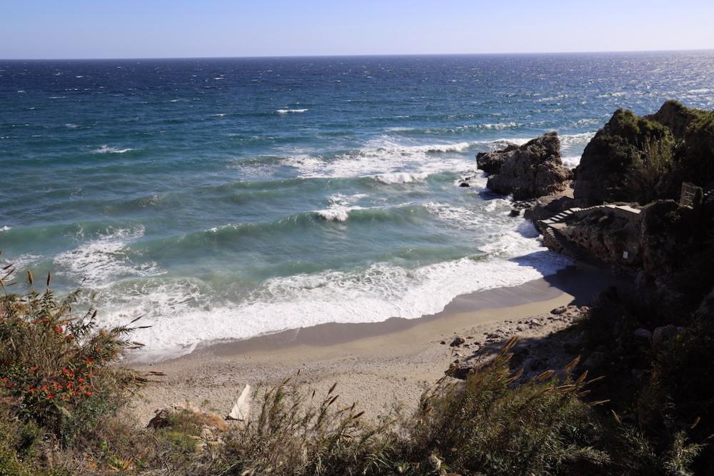 Playa Carabeillo Nerja - Málaga