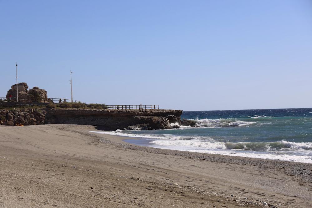 Playa el Chucho Nerja - Málaga