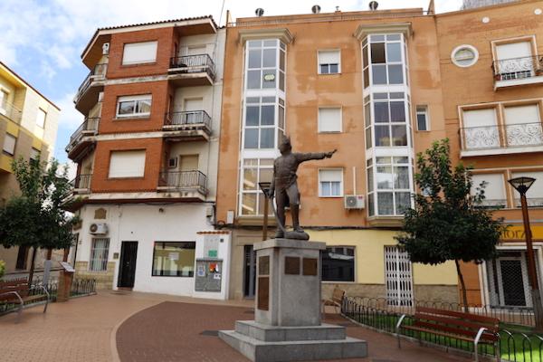 Plaza de Reding Bailén - Jaén