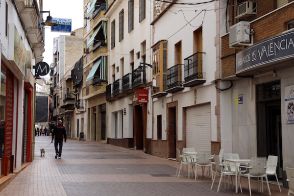 Calle Real de Bailén - Jaén
