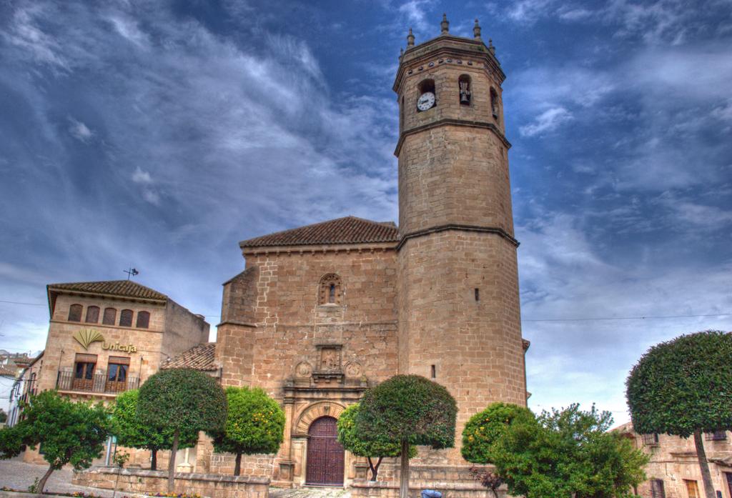 Iglesia en Guarromán - Jaén