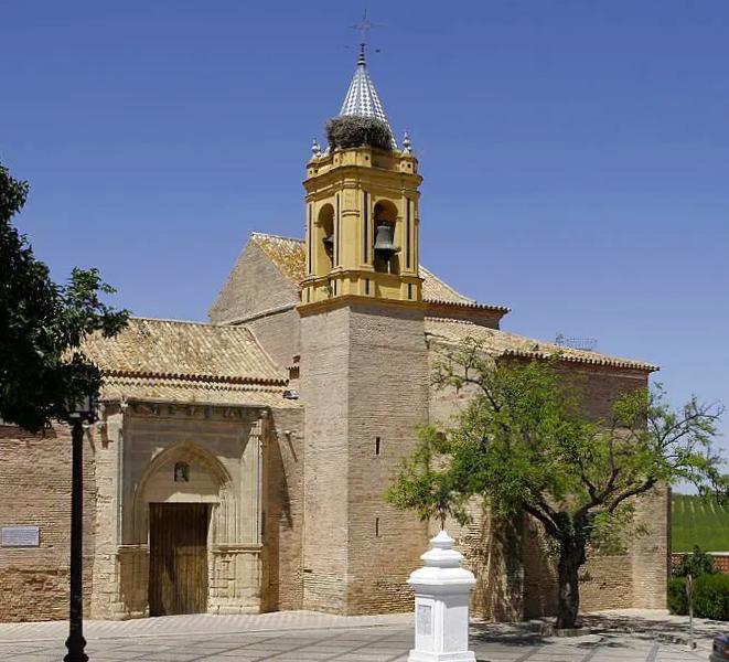 Iglesia de San Jorge Palos de la Frontera - Huelva