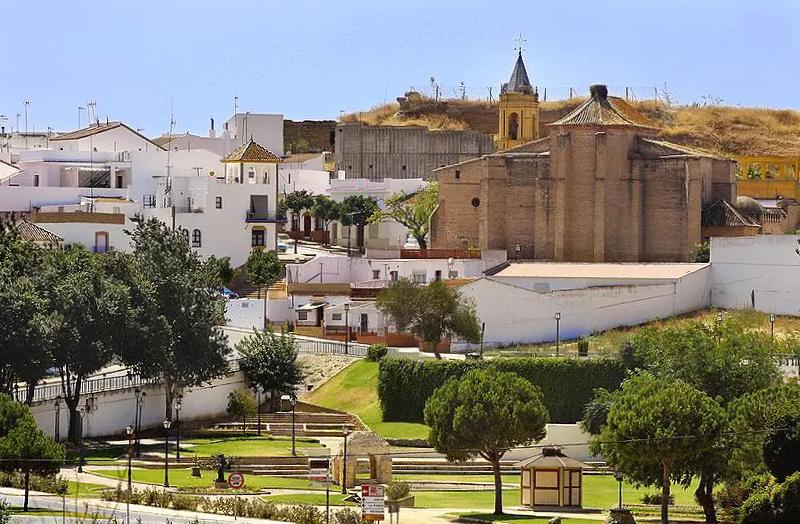 Panorámica Palos de la Frontera - Huelva