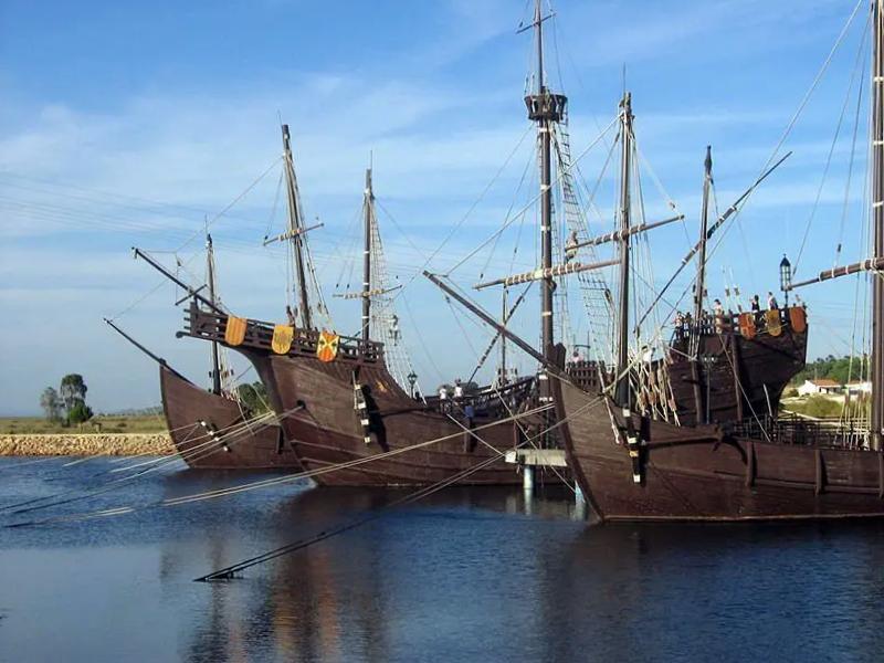 Carabelas Colón en Palos de la Frontera - Huelva