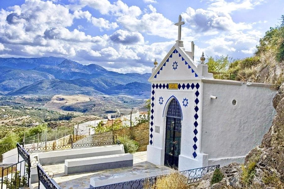 Ermita de la Virgencita de Algodonales - Cádiz
