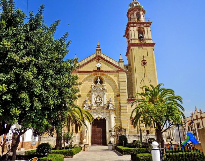 Iglesia de Santa Ana Algodonales - Cádiz
