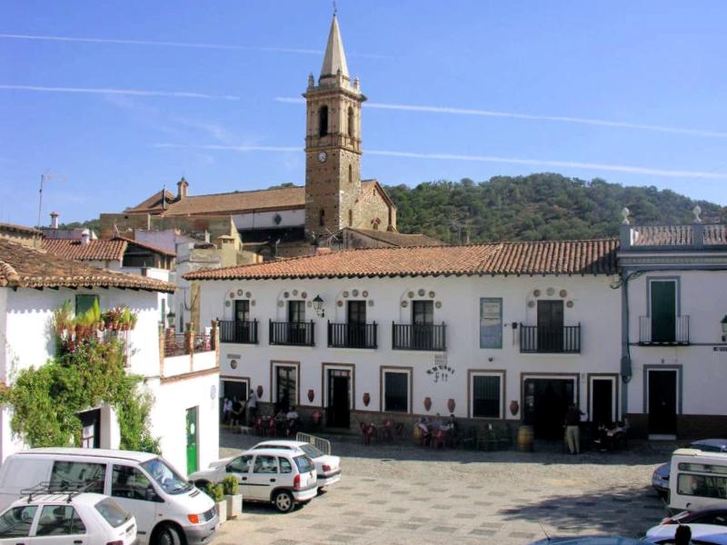 Plaza Alájar - Huelva