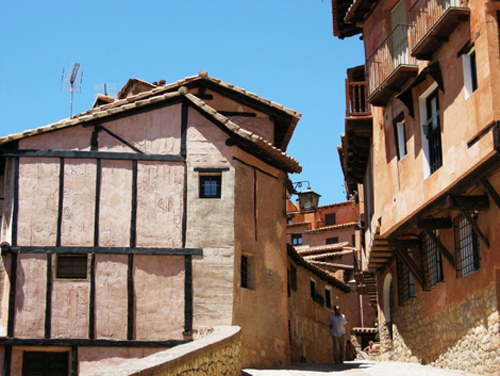 Albarracin_ Casco antiguo