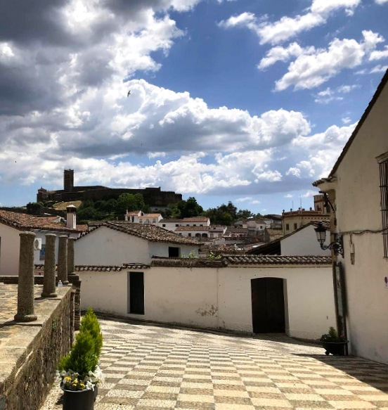 Almonaster la Real - Huelva
