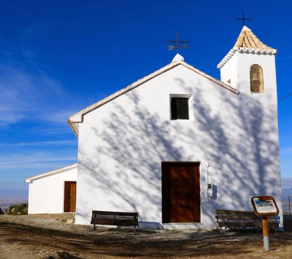 Ermita de los Remedios Serón - Almería