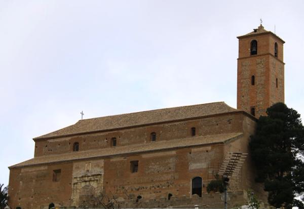 Iglesia de la Anunciación Serón - Almería