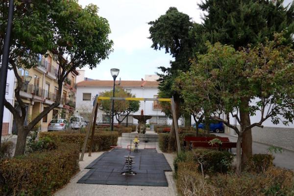 Plaza de los Remedios Serón - Almería