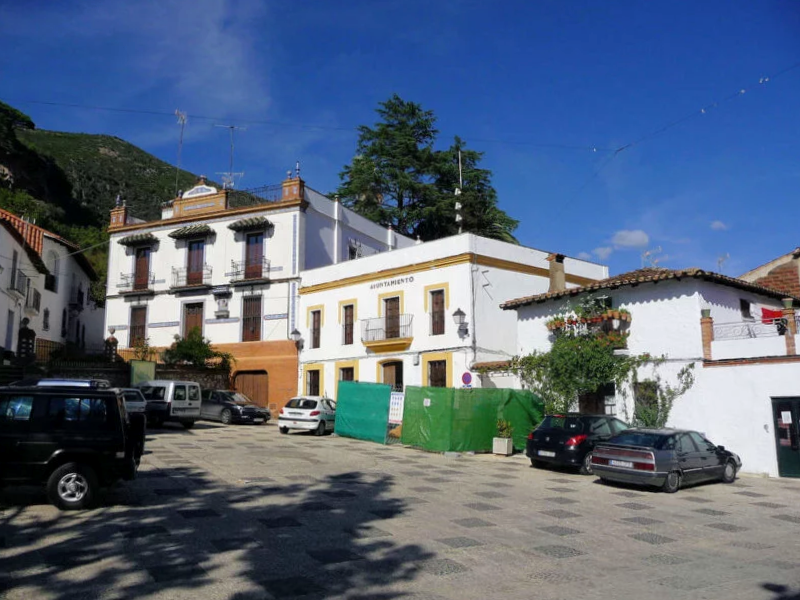 Ayuntamiento de Alájar - Huelva