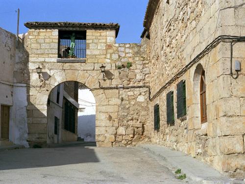 Belmonte, Puerta del Almudí