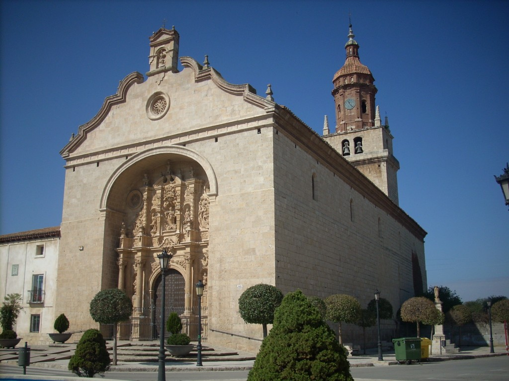 Calamocha_iglesia_sigloXVII