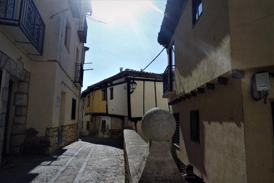 Calles de Pastrana, La Alcarria