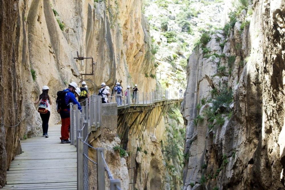 Caminito del Rey Ardales - Málaga