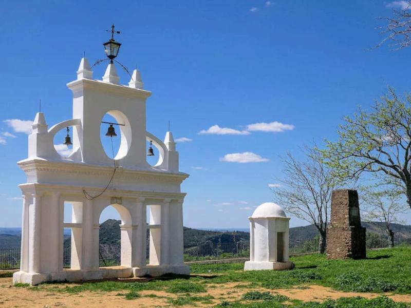 Campanario Nuestra Señora de los Ángeles Alájar - Huelva