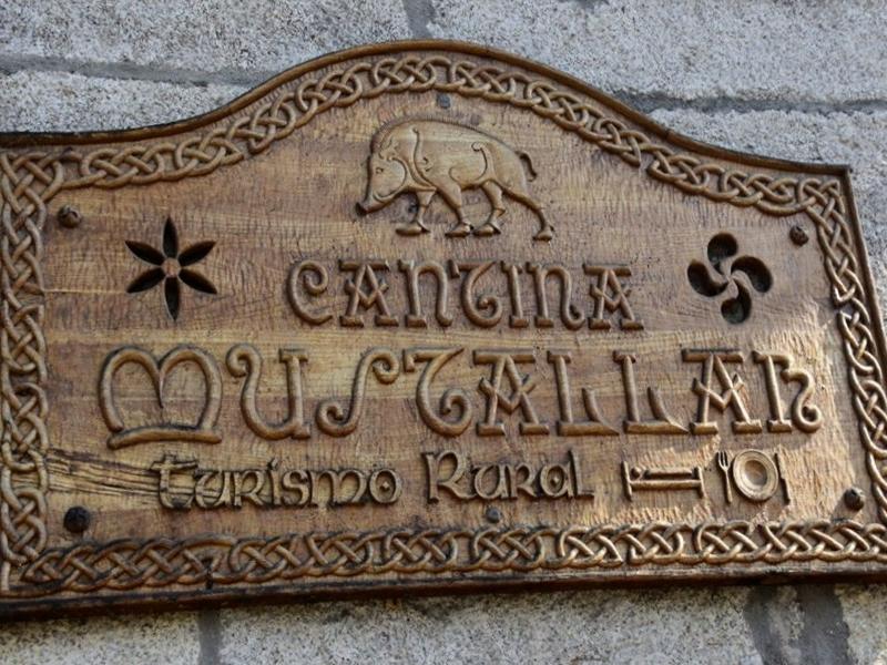 Cantina Mustallar Piornedo - Lugo