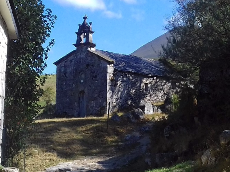Capilla de San Lorenzo Piornedo - Lugo