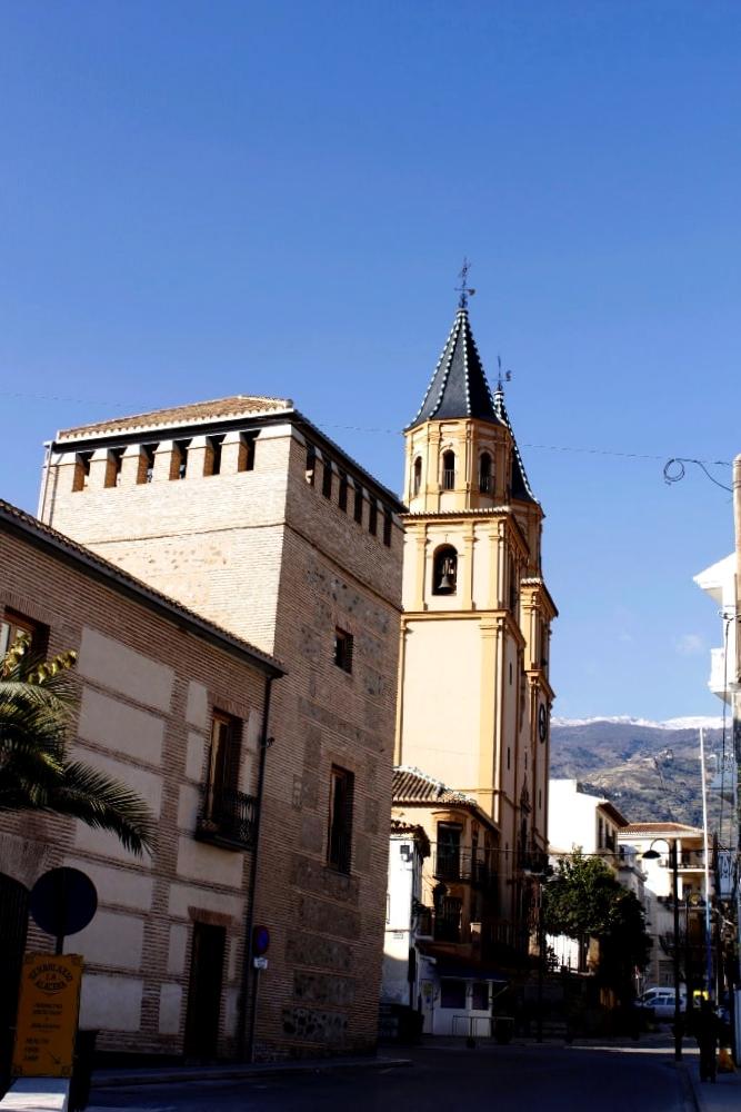 Palacio de los Condes de Sástago Órgiva - Granada
