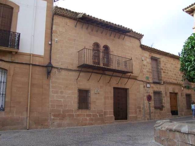 Casa Torreón en Guarromán - Jaén