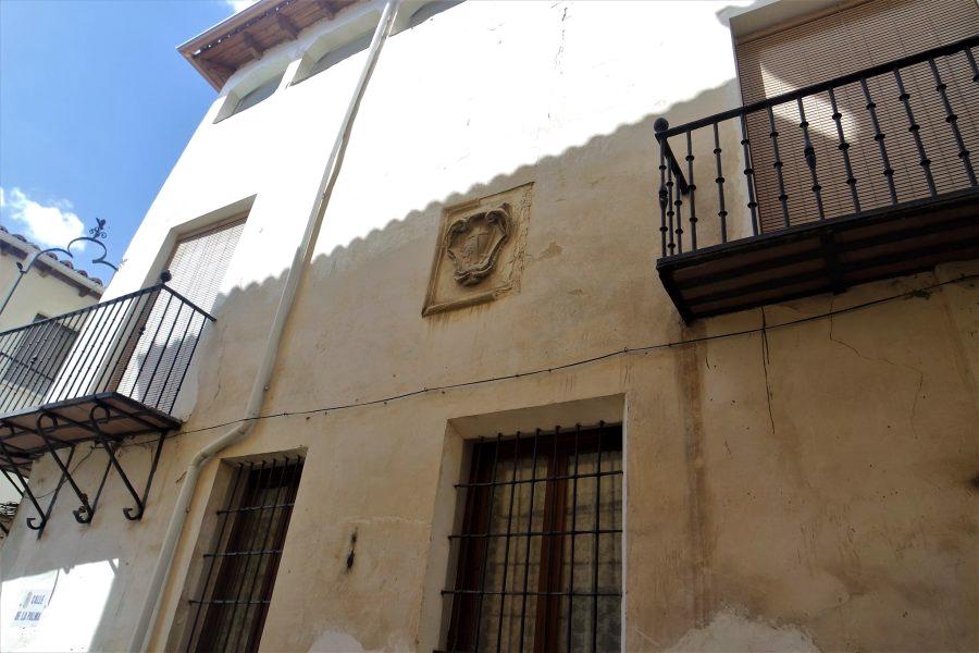Casa de la Inquisición, qué ver en Pastrana, La Alcarria
