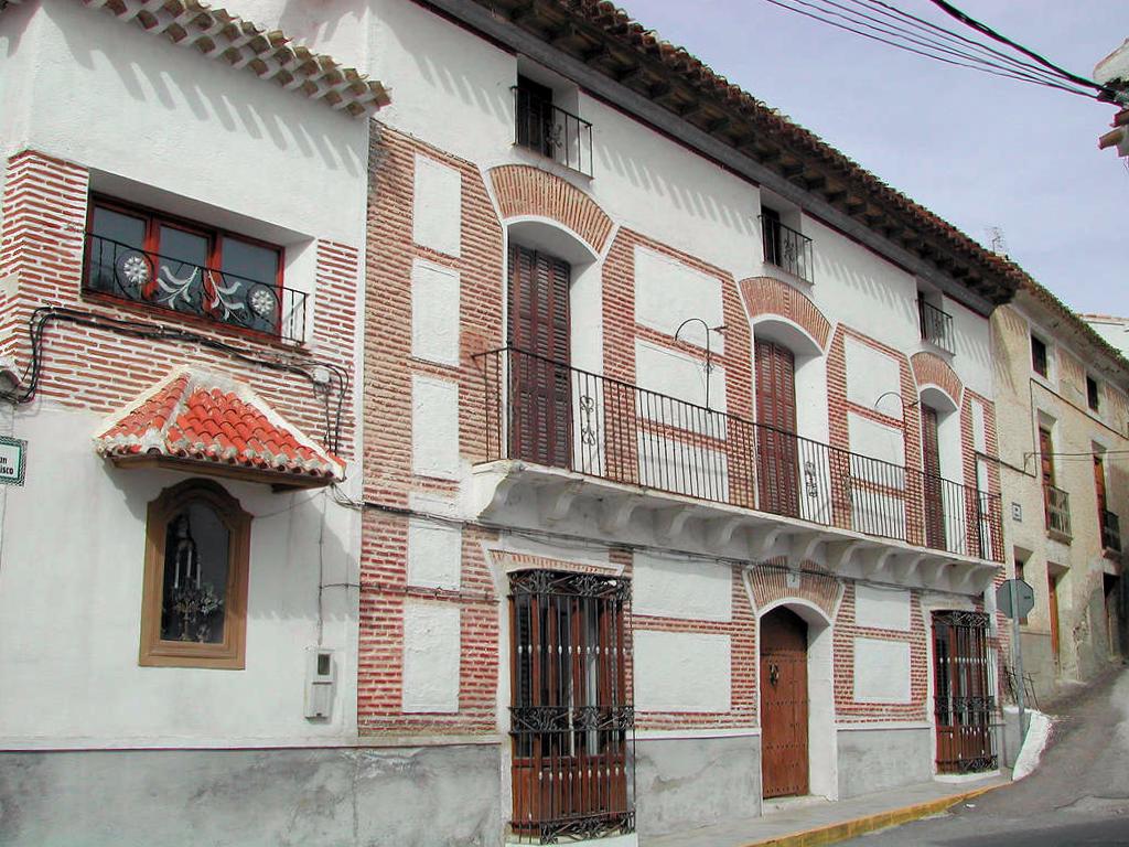 Casas en Vélez-Blanco - Almería