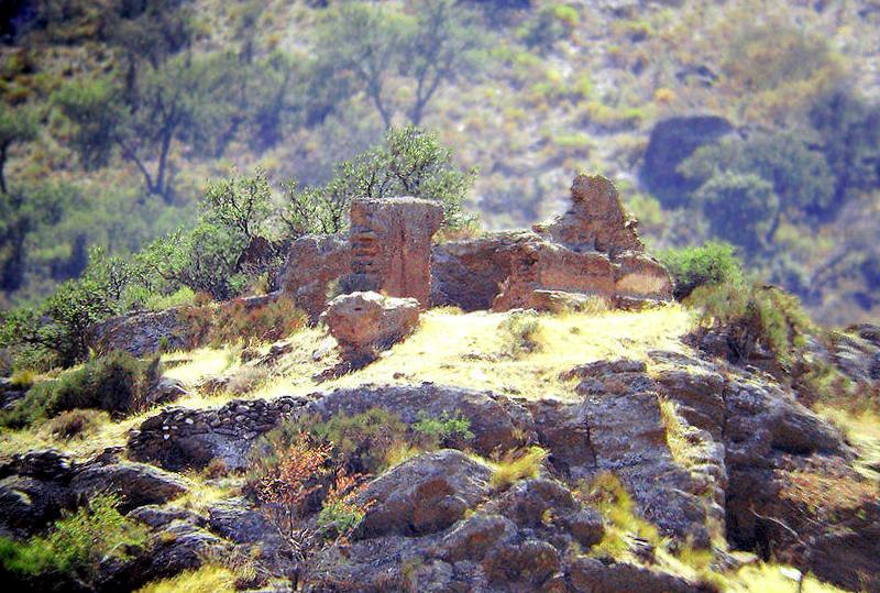 Castillejo de Abrucena - Almería