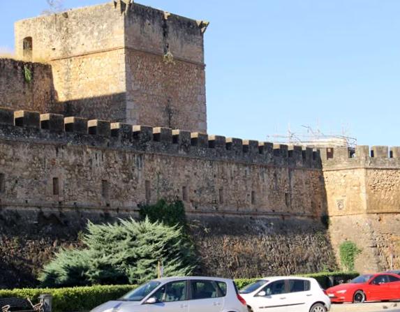 Castillo Niebla - Huelva