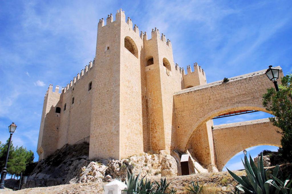 Castillo de Vélez-Blanco - Almería