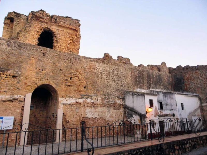 Castillo época Califal Hornachuelos - Córdoba