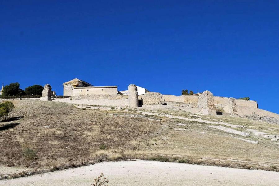 Castillo y Muralla de Estepa