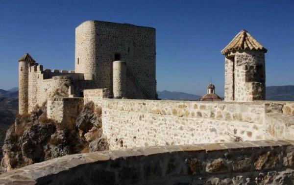 Castillo Árabe Olvera - Cádiz