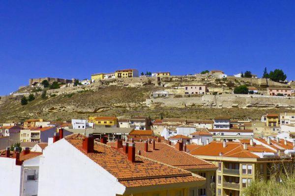 Chinchilla-Montearagon-Albacete