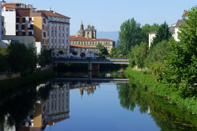 Río Monforte de Lemos - Lugo