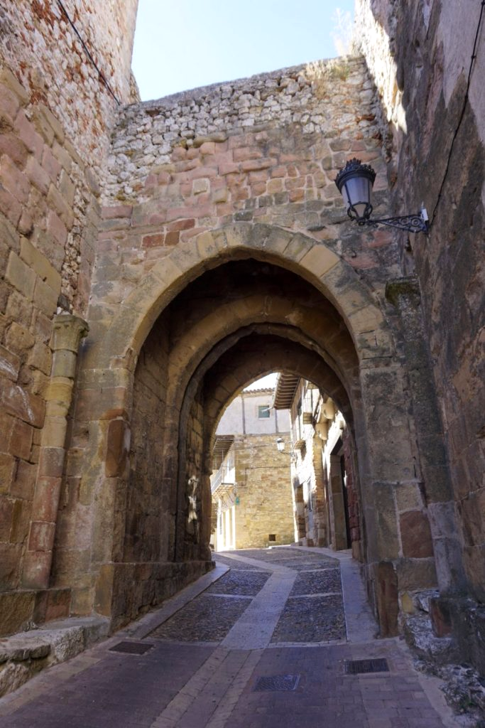 "Arco de San Juan o ""Arrebatacapas"""