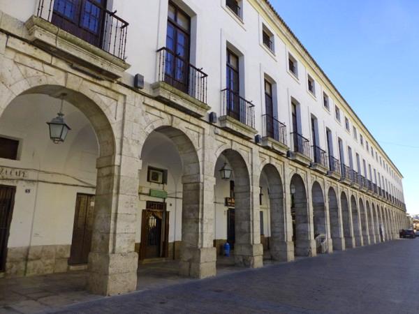 plaza mayor yepes
