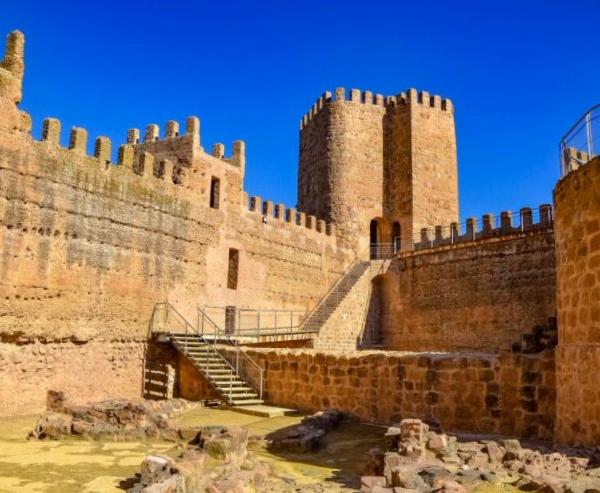 Castillo de Baños de la Encina - Jaén