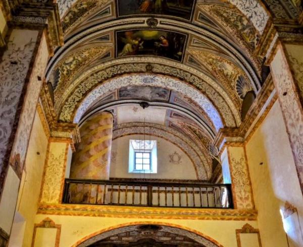 Ermita del Cristo del Llano Baños de la Encina - Jaén