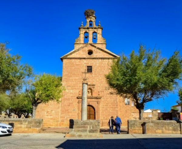Ermita del Cristo de los Llanos Baños de la Encina - Jaén