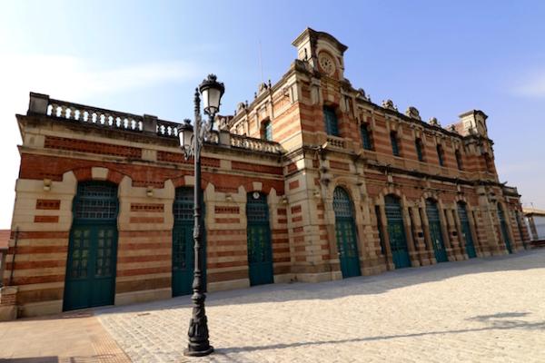 Estación de Madrid en Linares - Jaén