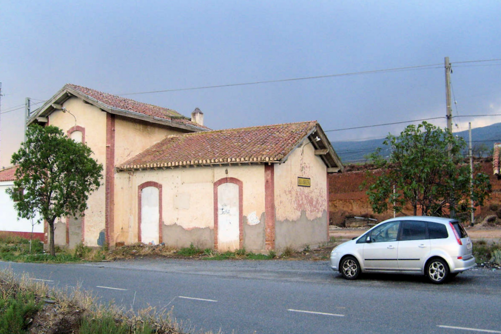 Estación de Abrucena - Almería