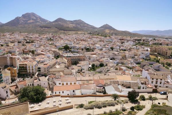 Vistas Alcaudete - Jaén