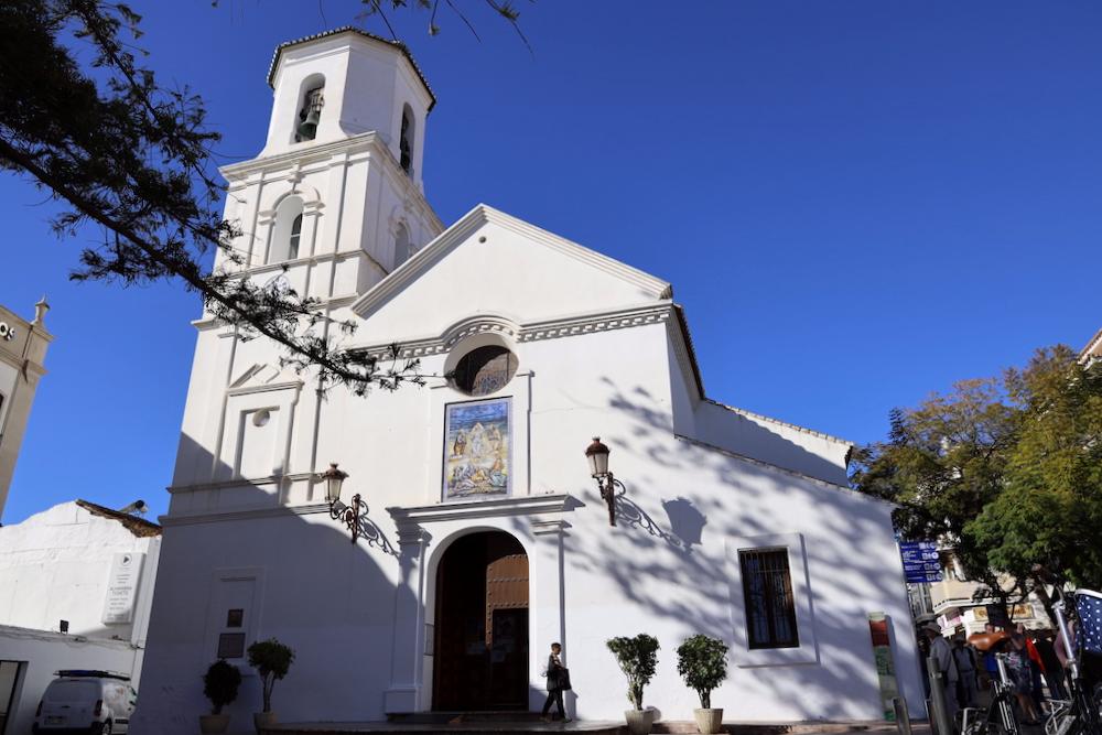 Iglesia del Salvador Nerja - Málaga